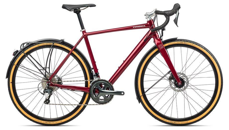 Fahrräder/rennräder: Orbea  Vector DROP LTD Rot Modell 2021