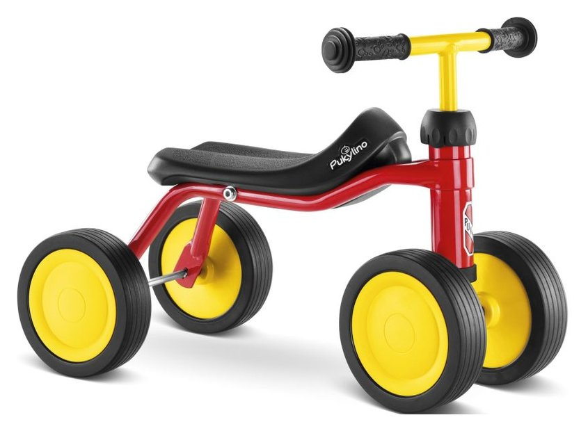 Rutscher - Puky PUKYlino Kinderlaufrad Rot Modell 2018 - Onlineshop