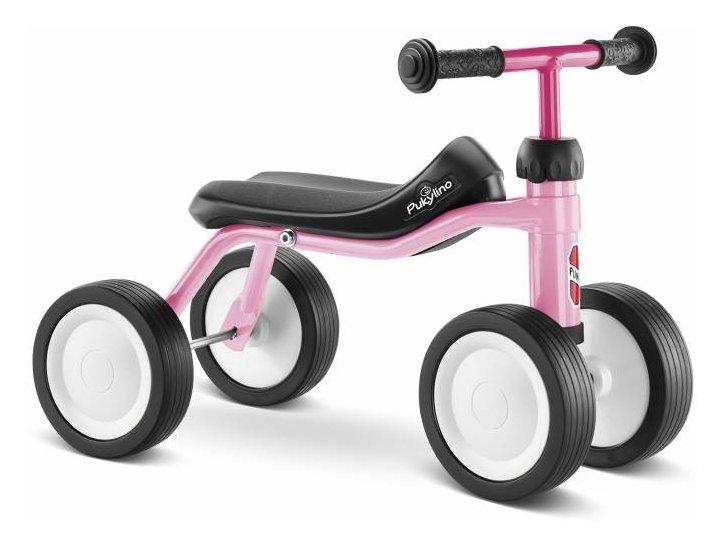 Rutscher - Puky PUKYlino Kinderlaufrad Pink Modell 2018 - Onlineshop