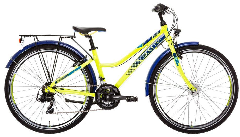 Kinderfahrrad - Boomer Limit 210.7 Jugendfahrrad Gelb Modell 2017 - Onlineshop