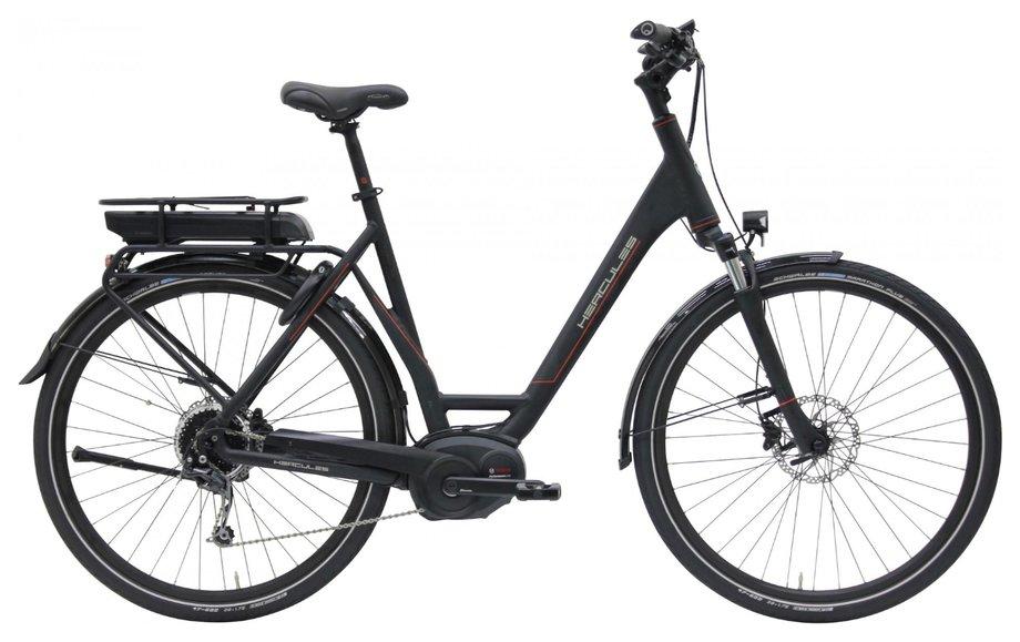 E-Bikes/e-bike: Hercules  E-Imperial 180 S F8 Schwarz Modell 2020