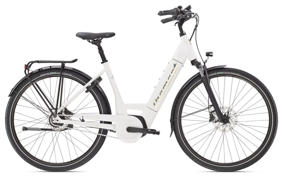 Diamant Beryll Deluxe E Bike Weiß Modell 2021
