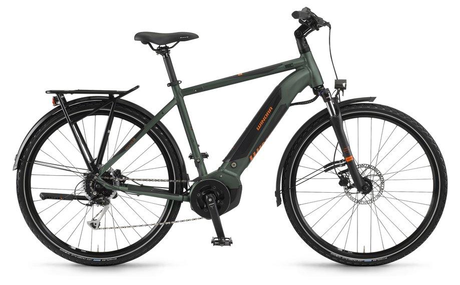 Winora Yucatan i9 Grün Modell 2020
