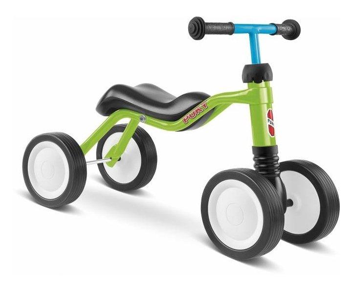 Rutscher - Puky Wutsch Kinderlaufrad Grün Modell 2018 - Onlineshop