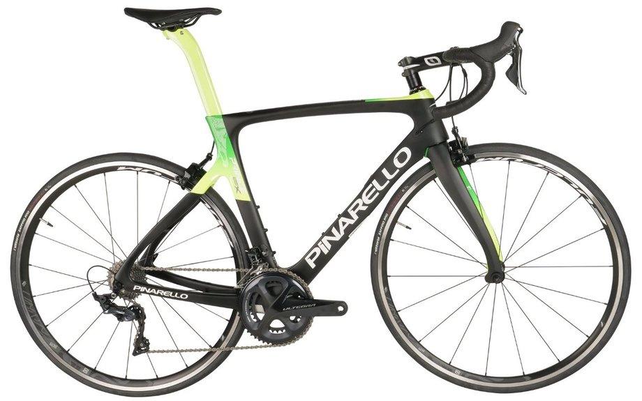 Fahrräder/rennräder: Pinarello  Prince Fx T900 - Ultegra Schwarz Modell 2021
