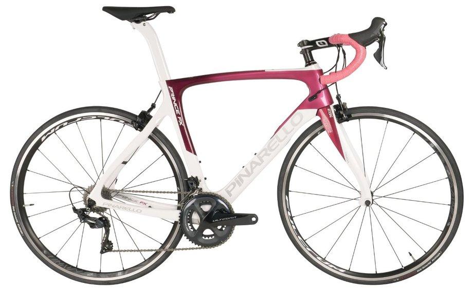 Fahrräder/rennräder: Pinarello  Prince Fx T900 - Ultegra Weiß Modell 2021