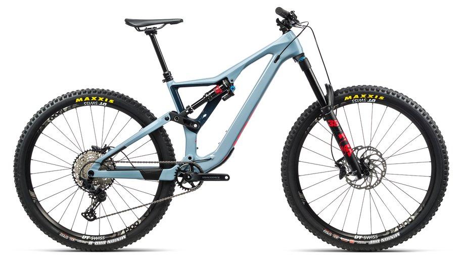 Fahrräder/Mountainbikes: Orbea  Rallon M20 Grau Modell 2021