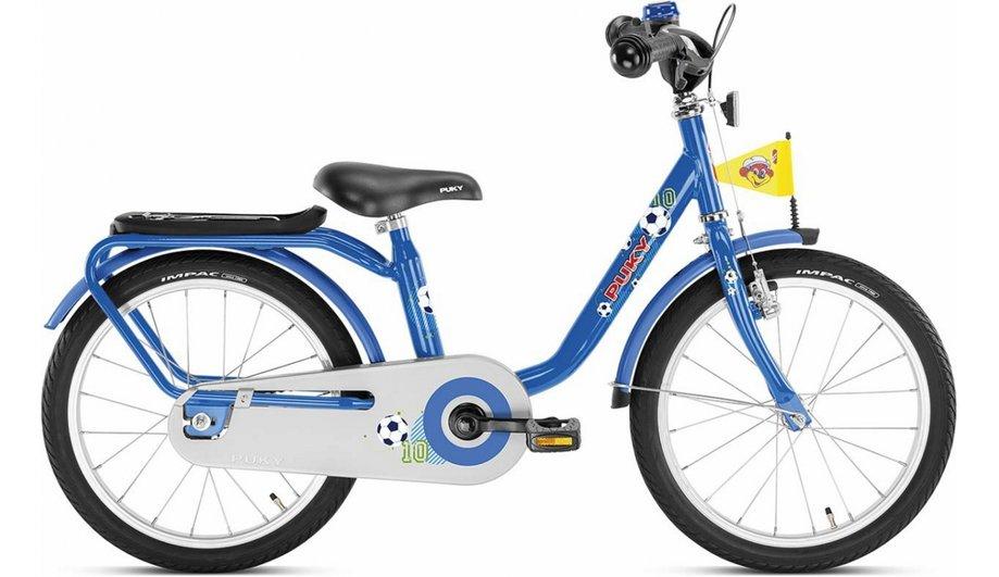 Kinderfahrrad - Puky Z 8 Kinderfahrrad Blau Modell 2020 - Onlineshop