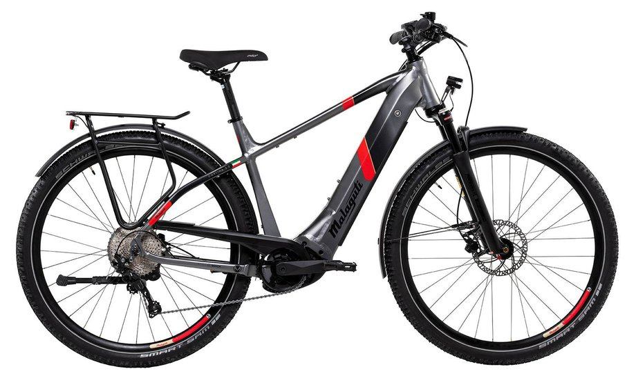 E-Bikes/e-bike: Malaguti  Cortina TR 5.0 Grau Modell 2021