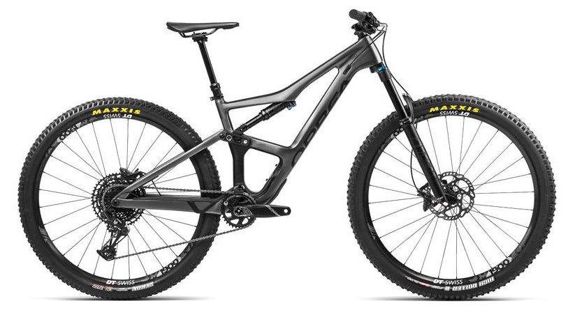 Fahrräder/Mountainbikes: Orbea  Occam M30-EAGLE Schwarz Modell 2021
