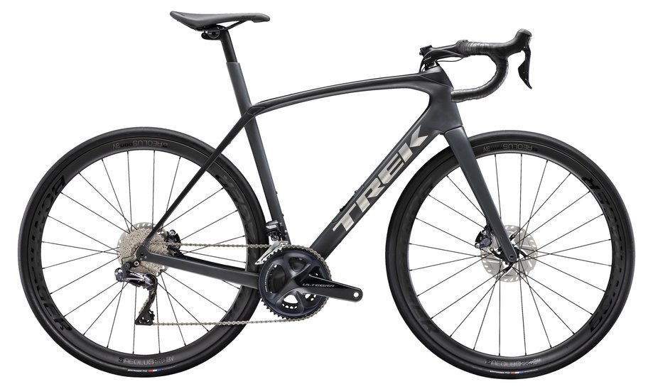 Fahrräder/rennräder: Trek  Domane SL 7 Grau Modell 2021