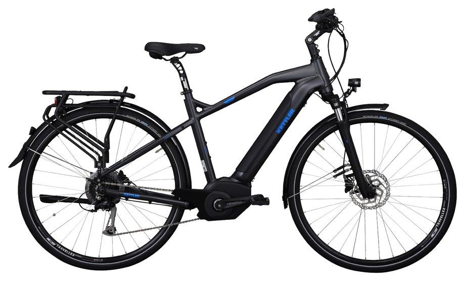Kettler Traveller E Comfort Pro E-Bike Schwarz Modell 2018
