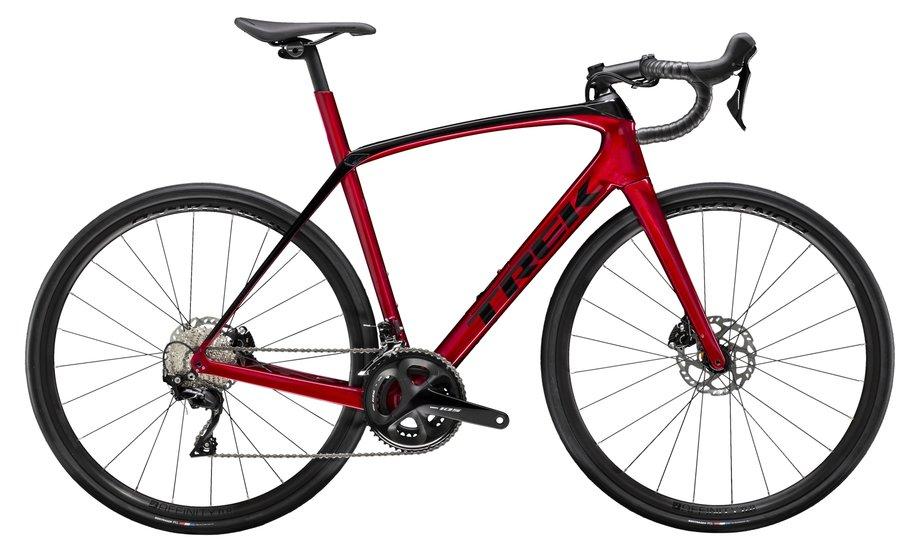 Fahrräder/rennräder: Trek  Domane SL 5 Rot Modell 2021
