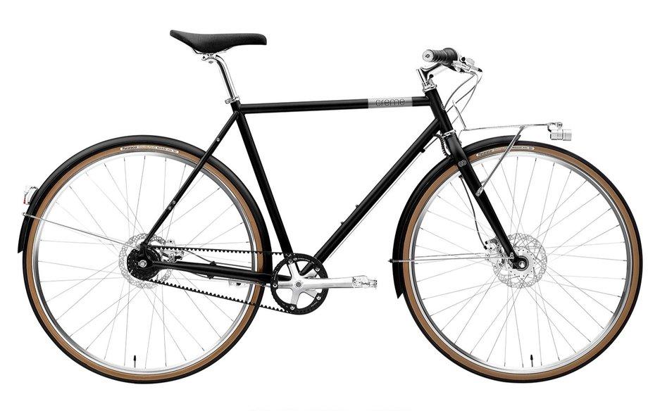 Fahrräder/citybike: Creme  Ristretto Bolt Grau Modell 2020