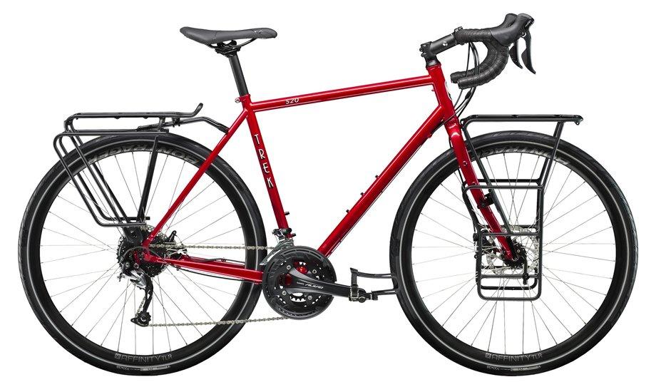 Trek 520 Rot Modell 2021