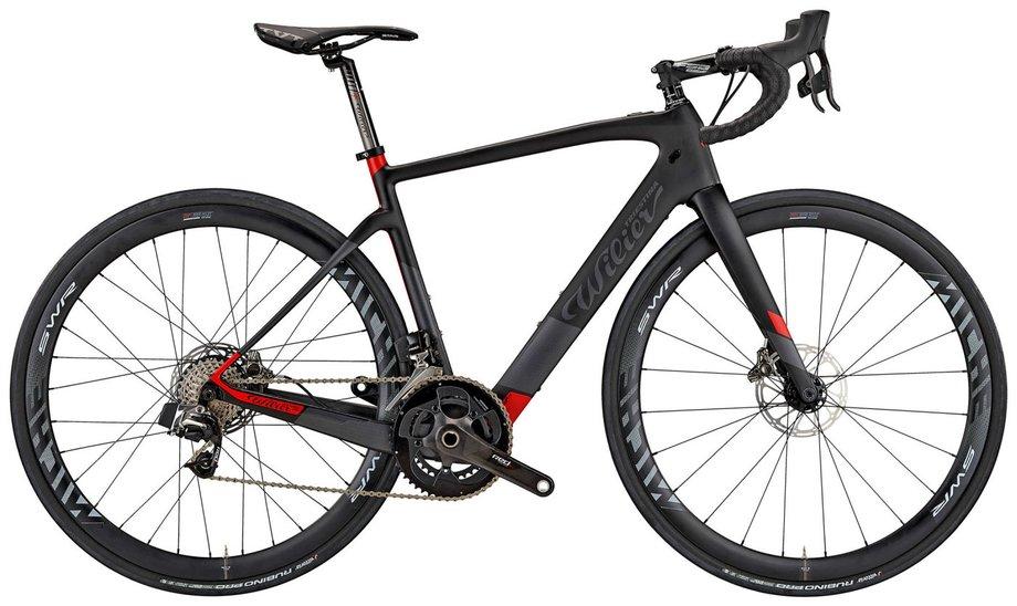 E-Bikes/e-bike: Wilier  Cento1 Hybrid - Ultegra Schwarz Modell 2019