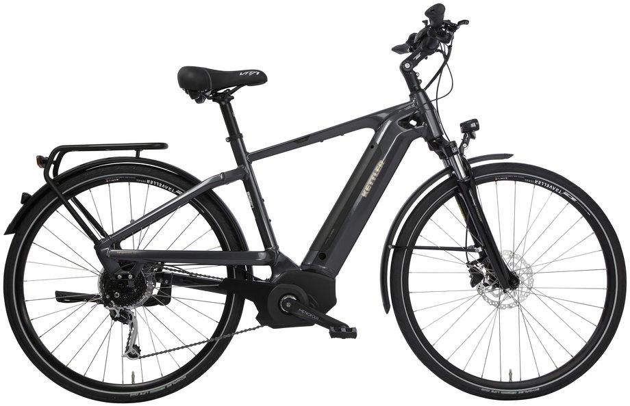 Kettler Traveller E Gold Pro E-Bike Grau Modell 2018