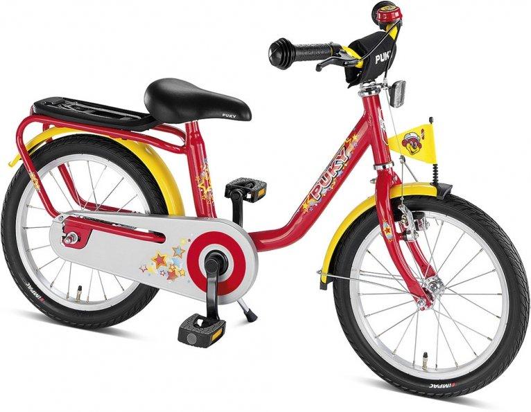 Kinderfahrrad - Puky Z 8 Kinderfahrrad Rot Modell 2020 - Onlineshop