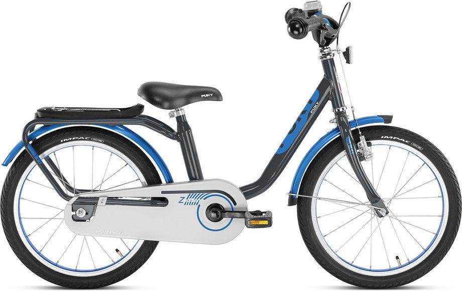 Kinderfahrrad - Puky Z 8 Kinderfahrrad Grau Modell 2020 - Onlineshop