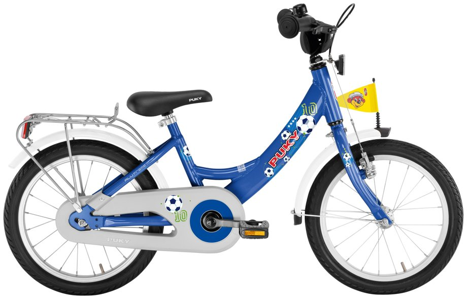 Kinderfahrrad - Puky ZL 16 1 Alu Kinderfahrrad Blau Modell 2020 - Onlineshop