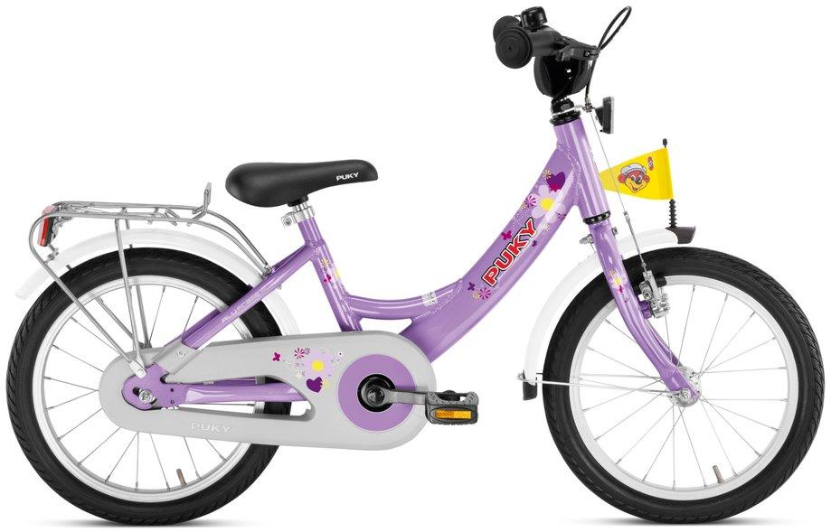 Kinderfahrrad - Puky ZL 16 1 Alu Kinderfahrrad Lila Modell 2020 - Onlineshop