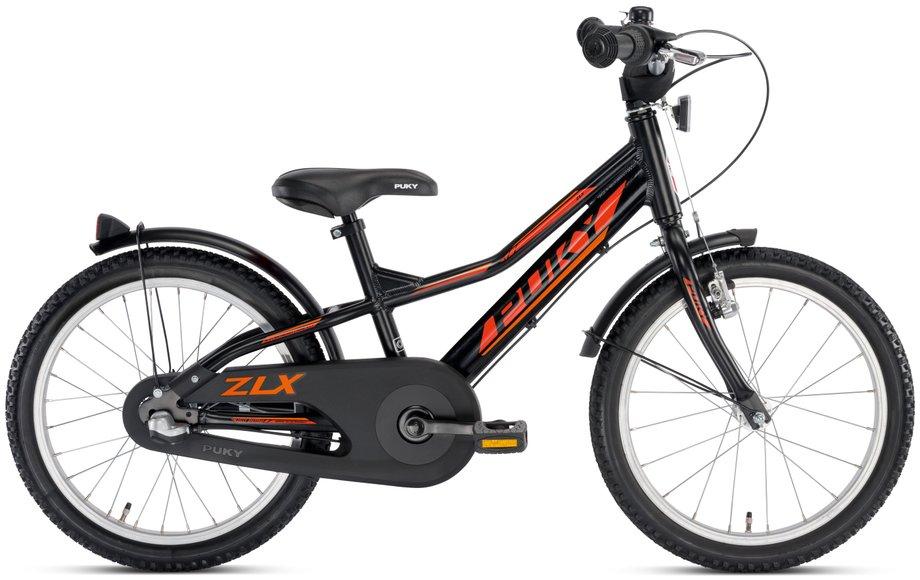 Puky ZLX 18-3 Alu Schwarz Modell 2020 für Kinder, Link führt zur Produktseite bei Fahrrad XXL