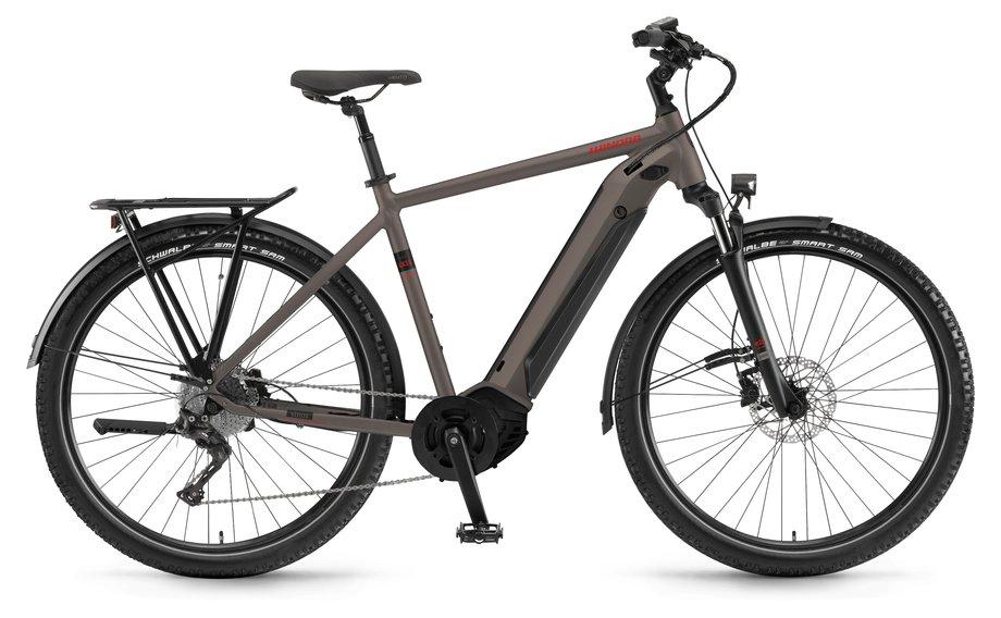 E-Bikes/e-bike: Winora  Sinus iX12 Beige Modell 2021