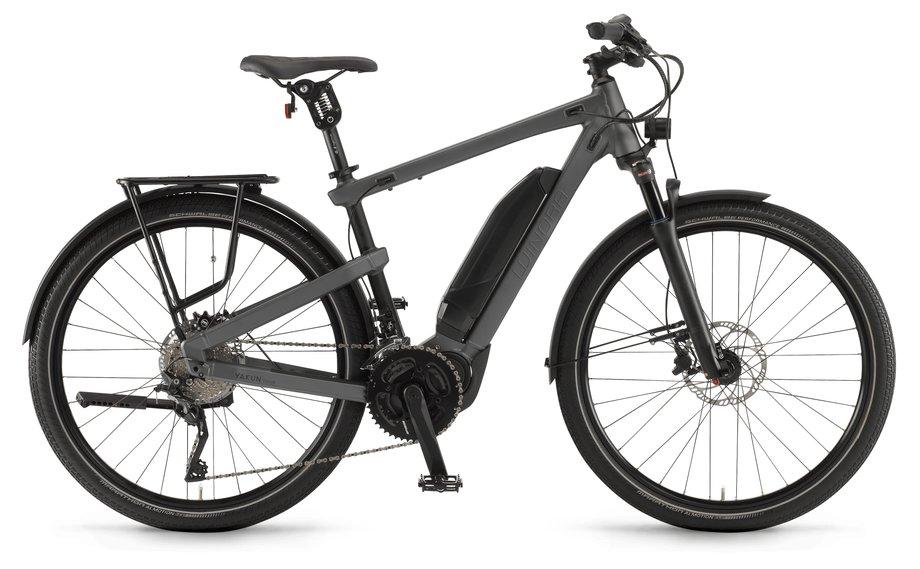 E-Bikes/e-bike: Winora  Yakun tour Schwarz Modell 2021