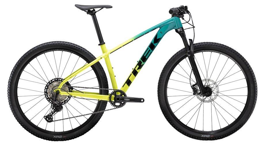 Trek X Caliber 9 Mountainbike Grün Modell 2021