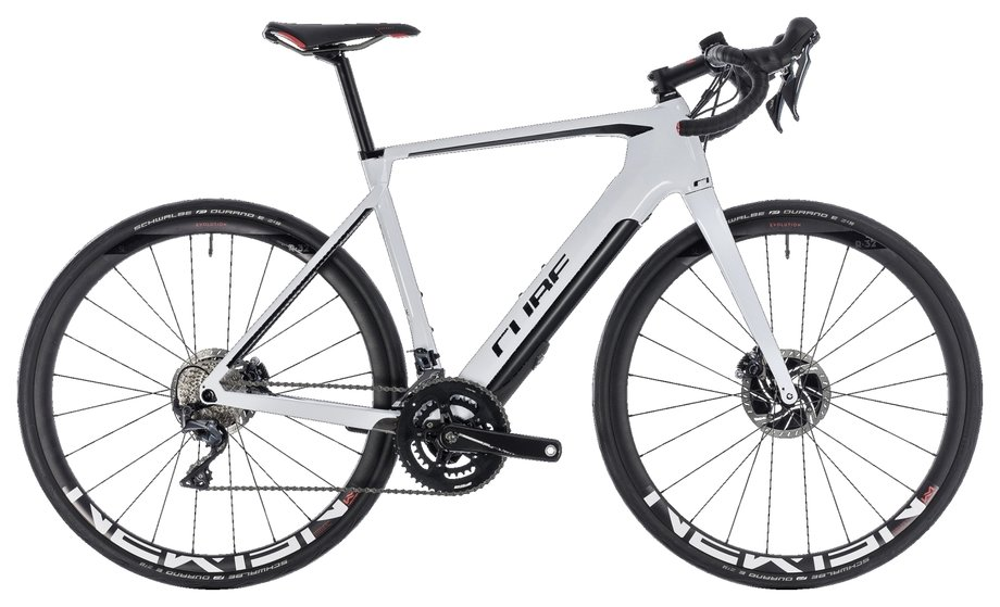 E-Bikes/e-bike: Cube  Agree Hybrid C:62 SL Disc Weiß Modell 2019