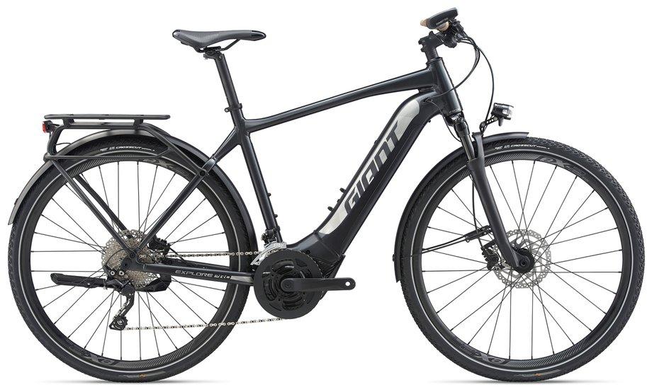 E-Bikes/e-bike: GIANT Giant Explore E+ 1 Pro GTS PWR6 Schwarz Modell 2020