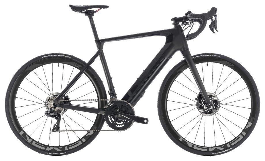 E-Bikes/e-bike: Cube  Agree Hybrid C:62 SLT Disc Schwarz Modell 2019