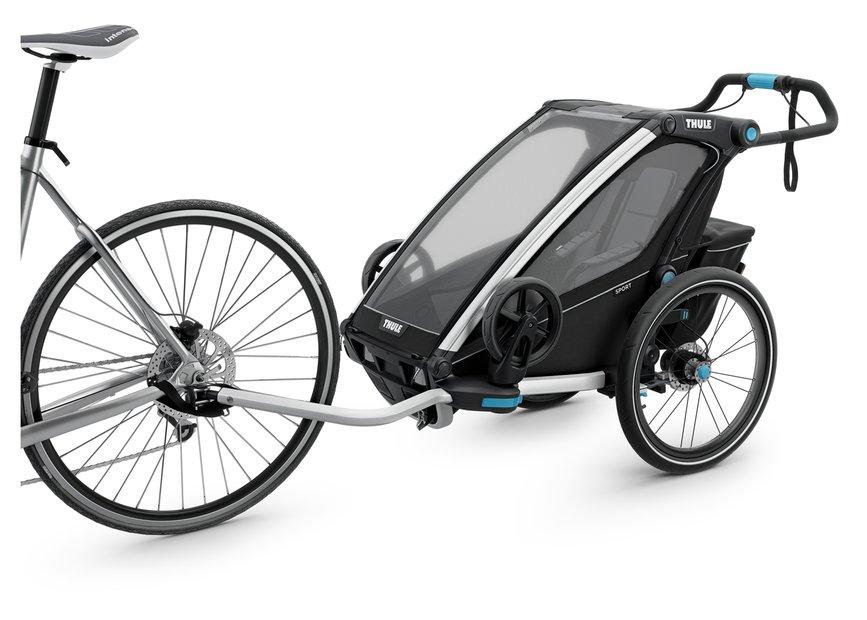 fahrradanhänger/fahrradanhänger: Thule  Chariot Sport 1 Fahrradanhänger