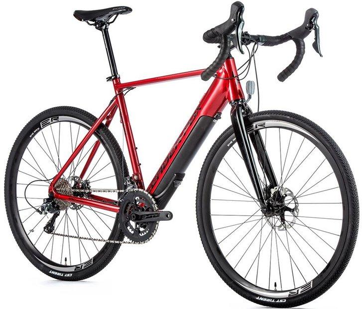 E-Bikes/e-bike: Leaderfox  Runner Rot Modell 2021