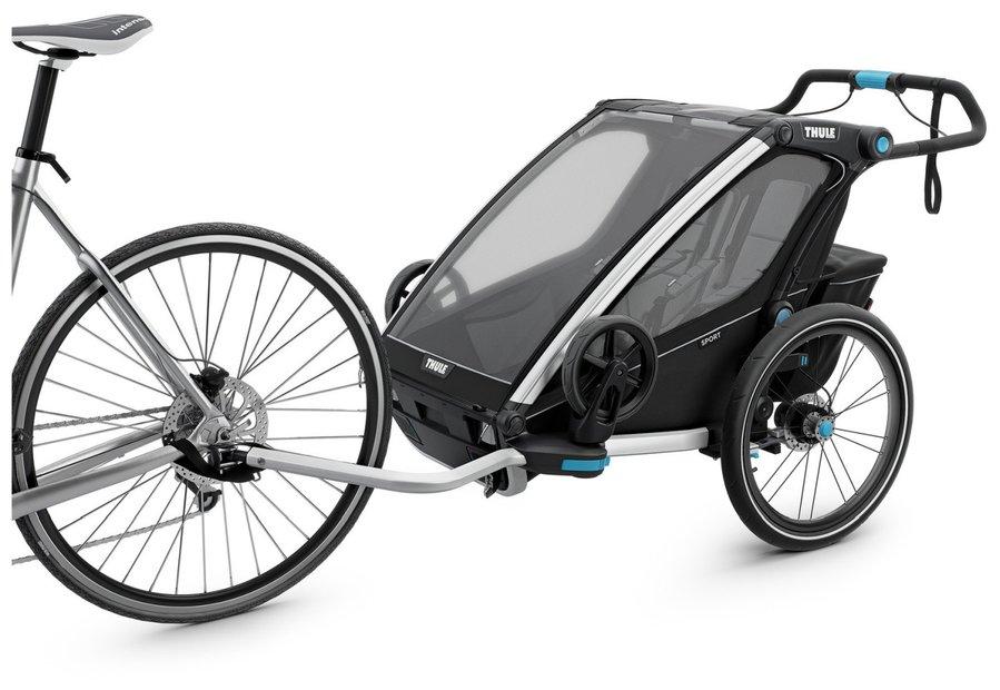 fahrradanhänger/fahrradanhänger: Thule  Chariot Sport 2 Fahrradanhänger