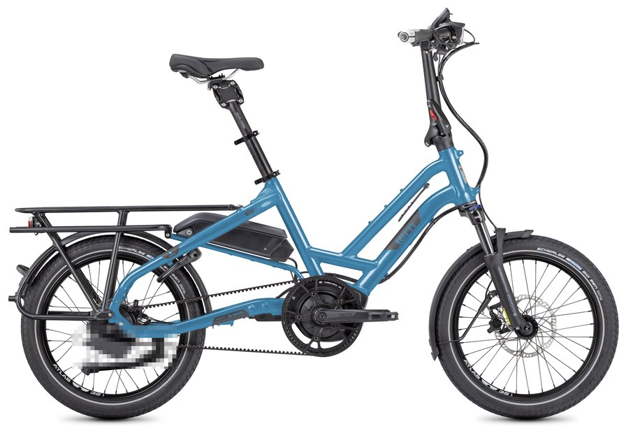 Fahrräder/lastenfahrräder: Tern  HSD S+ Blau Modell 2022
