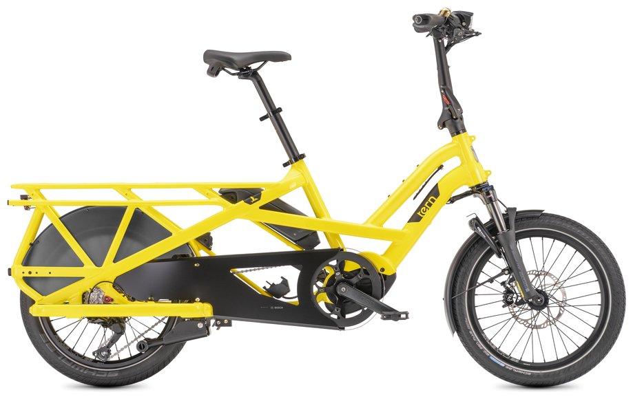 Fahrräder/lastenfahrräder: Tern  GSD S10 Gelb Modell 2022