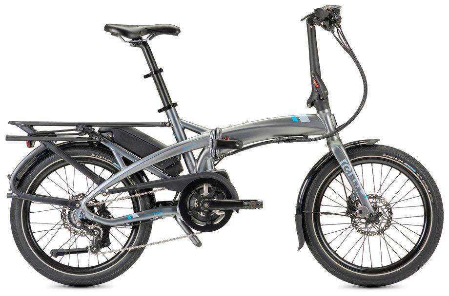 E-Bikes/e-bike: Tern  Vektron P7i Grau Modell 2022