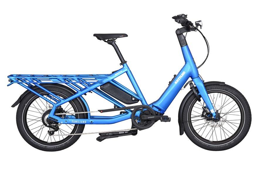 E-Bikes/e-bike: Kettler  Familiano L-N Blau Modell 2021