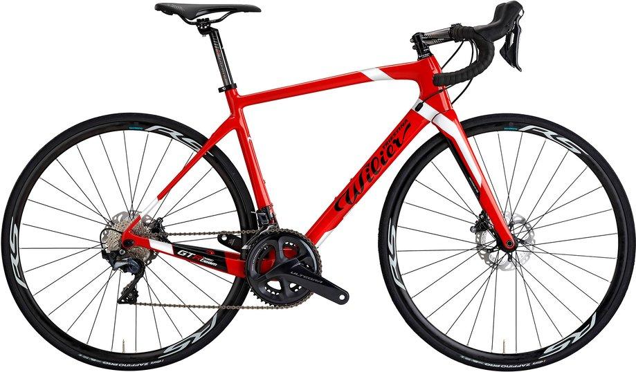 Fahrräder/rennräder: Wilier  GTR Team Disc - Ultegra - RS171 Rot Modell 2022