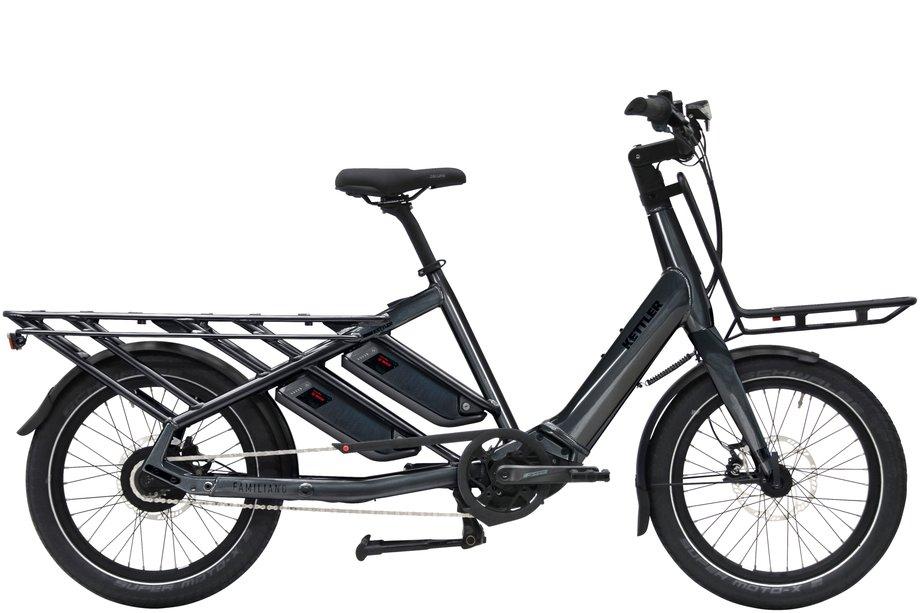 E-Bikes/e-bike: Kettler  Familiano L-N Grau Modell 2021