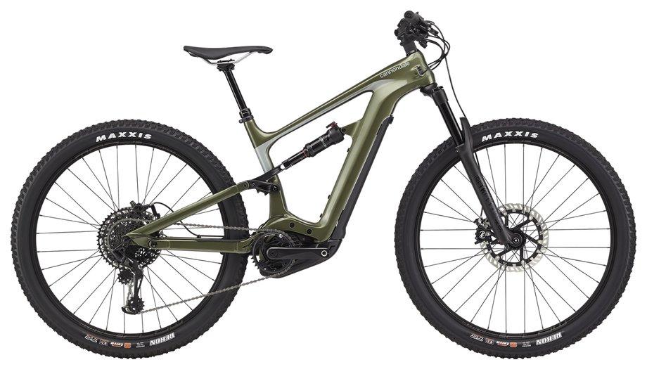 Cannondale Habit Neo 2 E-Bike Grün Modell 2020
