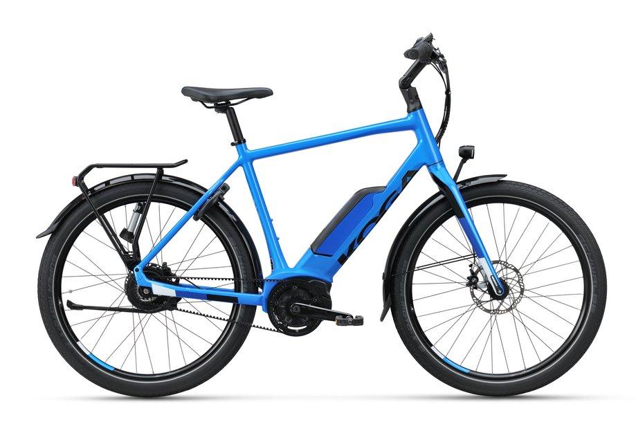 E-Bikes/e-bike: Koga  Pace B10 Limited Blau Modell 2020