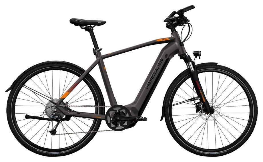 E-Bikes/e-bike: Hercules  Rob Cross Pro I Schwarz Modell 2020