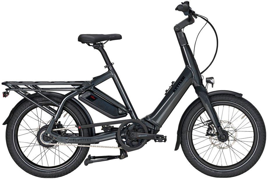 E-Bikes/e-bike: Kettler  Familiano C-N Grau Modell 2021