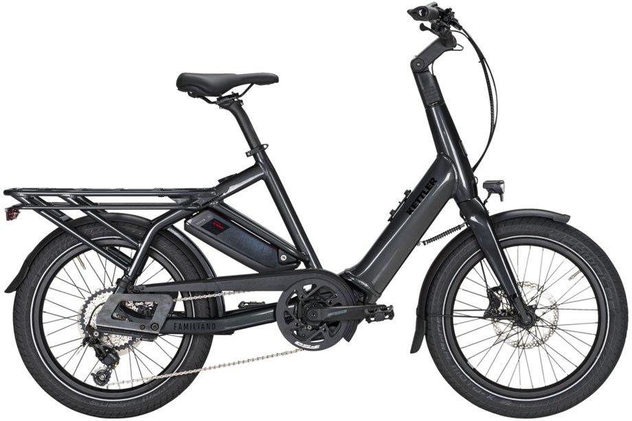 Fahrräder/lastenfahrräder: Kettler  Familiano C-10 Grau Modell 2021