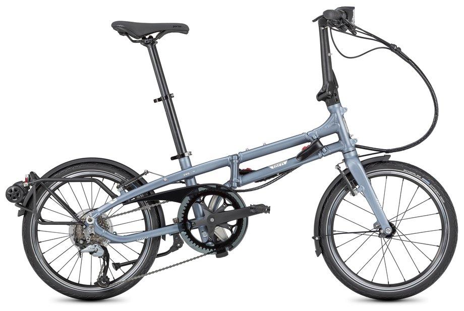 Fahrräder/klappräder: Tern  BYB P8 Blau Modell 2022