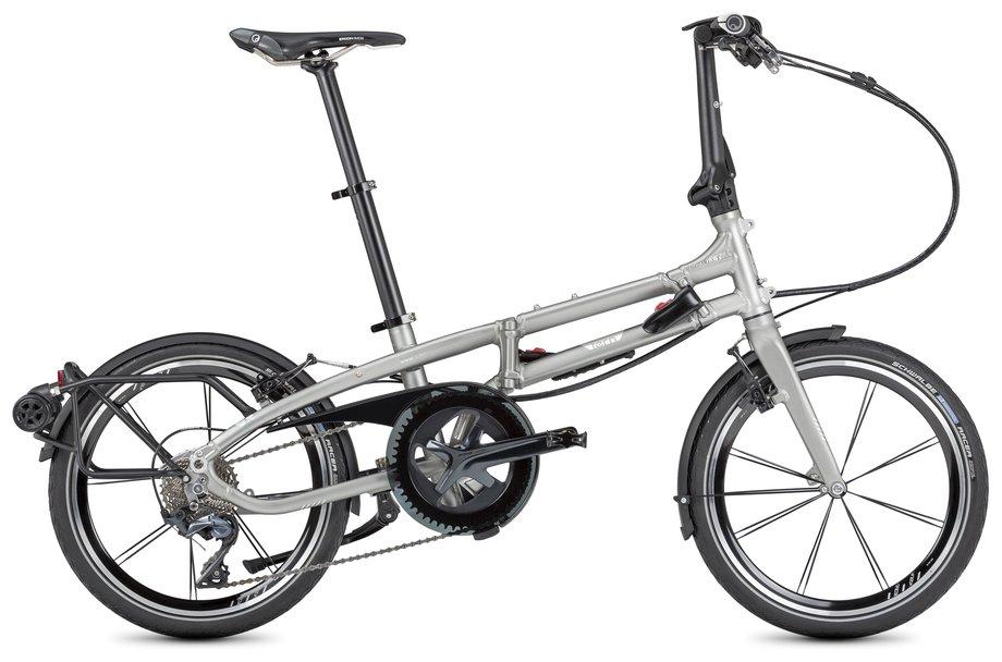 Fahrräder/klappräder: Tern  BYB S11 Silber Modell 2022