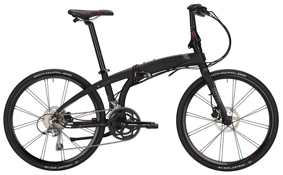 Fahrräder/klappräder: Tern  Eclipse P20 Schwarz Modell 2022