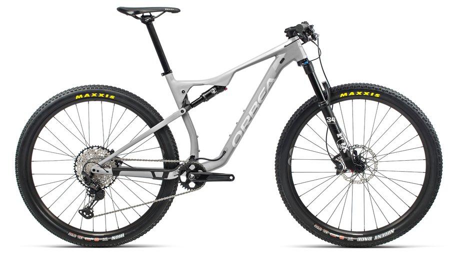 Fahrräder/Mountainbikes: Orbea  Oiz H20 Grau Modell 2021